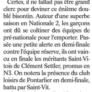 14.05.17 Coupe de Franche-Comté