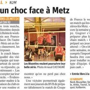 03.12.17 Avant BVB – Maizières les Metz