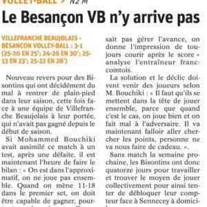 08.10.18 Villefranche 3-1 BVB