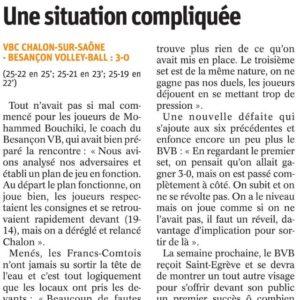 19.11.18 Chalon sur Saône 3-0 BVB