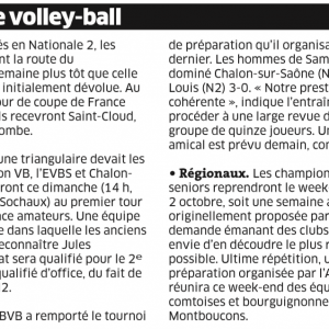 21.09.16 Fréquence Volley