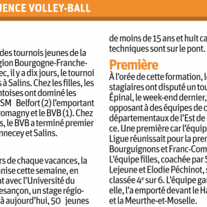 22.02.17 Fréquence Volley