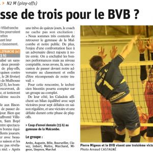 18.03.17 Avant BVB – Villefranche