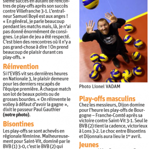 22.03.17 Fréquence Volley
