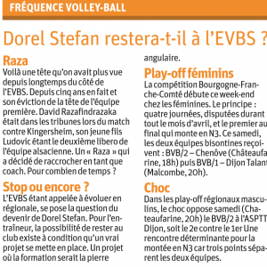 29.03.17 Fréquence Volley