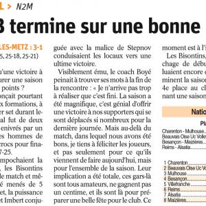 08.05.17 BVB 3-1 Maizières les Metz
