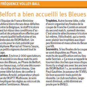 17.05.17 Fréquence Volley