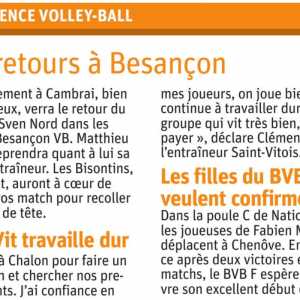 01.11.17 Fréquence Volley