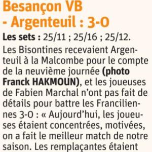 22.01.18 BVB 3-0 Argenteuil