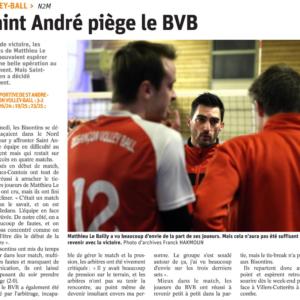 19.02.18 Saint André 3-2 BVB