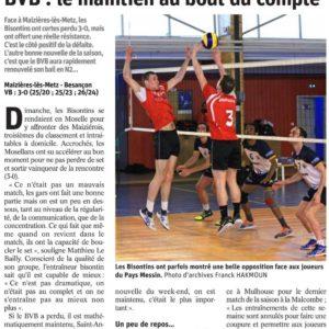 16.04.18 Maizières les Metz 3-0 BVB