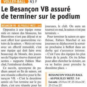 08.04.19 BVB 3-0 Pouilly Metz